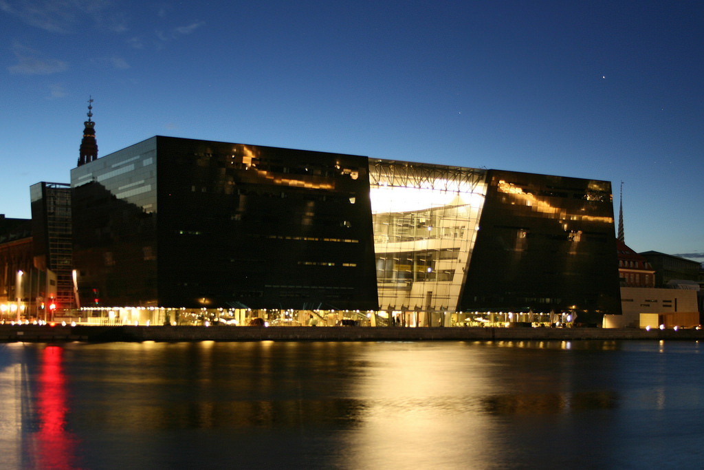 The Royal Library - 9 Most beautiful libraries