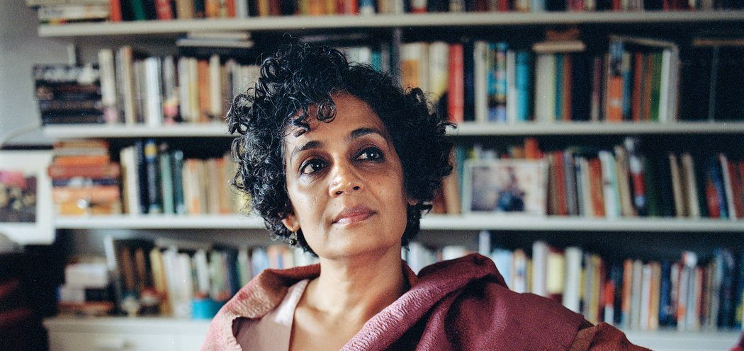 The Ministry of Utmost Happiness by Arundhati Roy releasing 2017