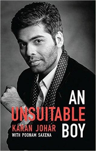 An Unsuitable Boy by Karan Johar Book Review, Buy Online