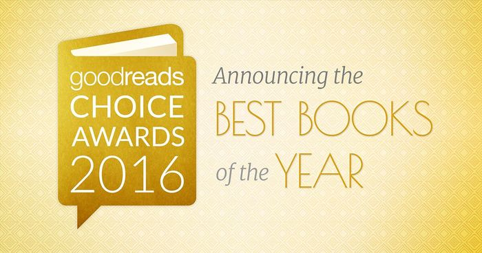 Goodreads Choice Awards 2016 Winners