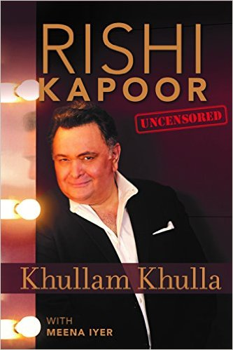Khullam Khulla by Rishi Kapoor Biography Book Review, Buy Online