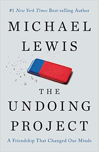 The Undoing Project by Michael Lewis Book Review, Buy Online