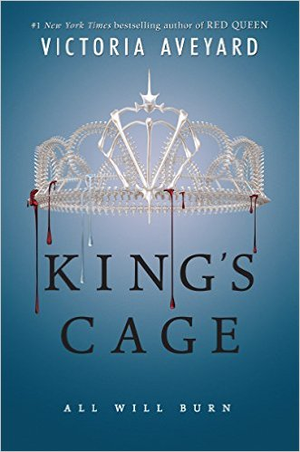 King's Cage by Victoria Aveyard Book Review, Buy Online