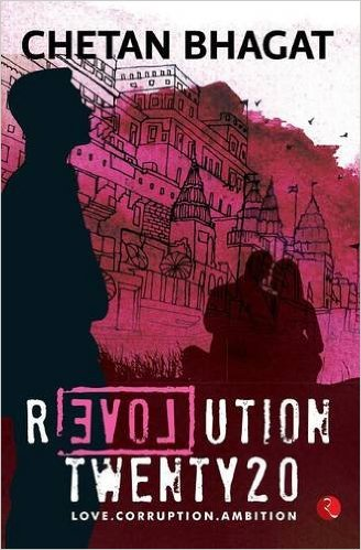 Revolution 2020 by Chetan Bhagat Book Review , Buy Online