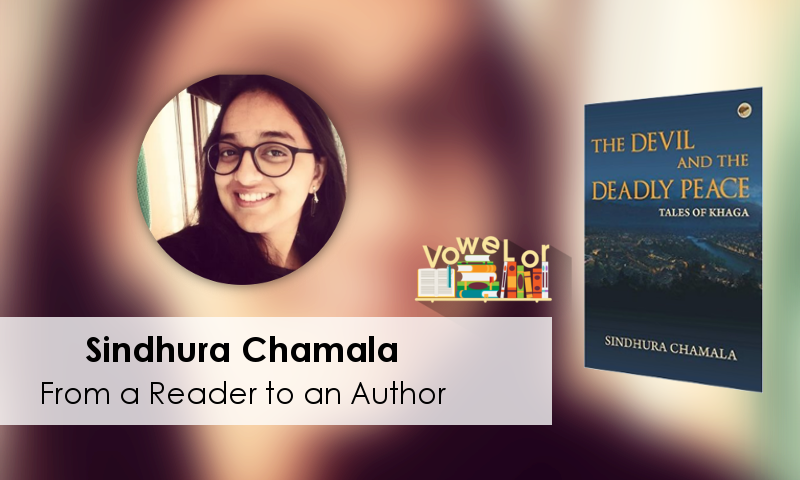 Sindhura Chamala - Author of The Devil and the Deadly Peace