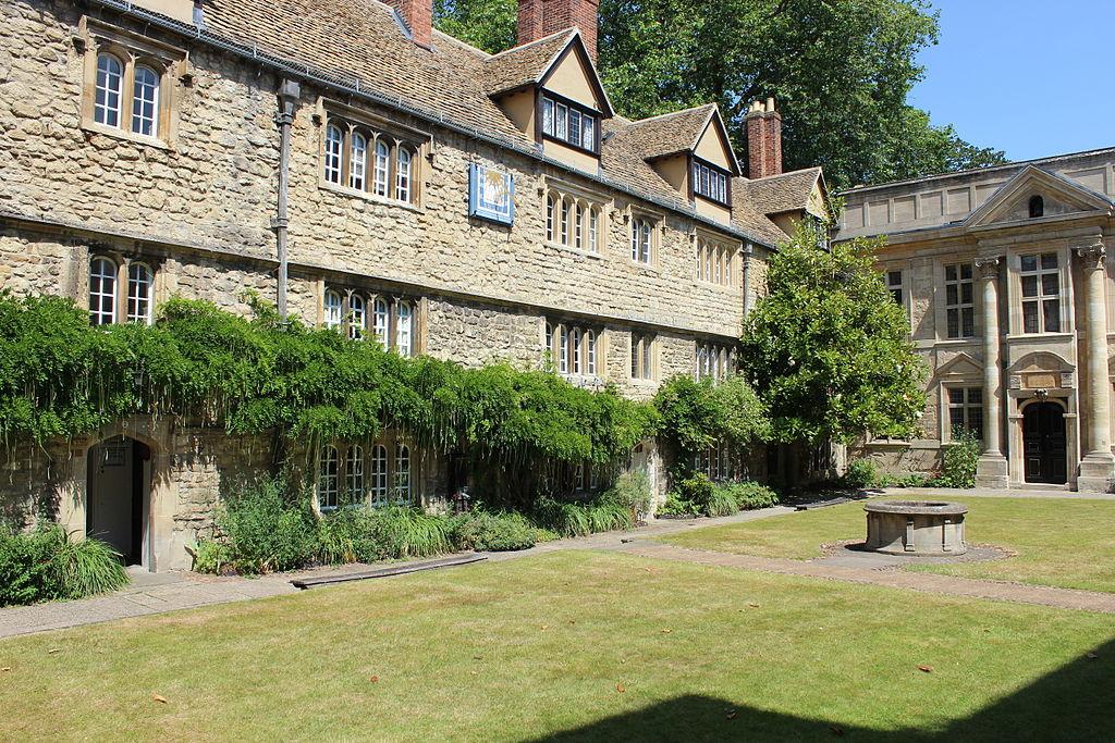 st. Edmund Hall, Oxford