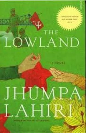 The lowland book by jhuma lahiri