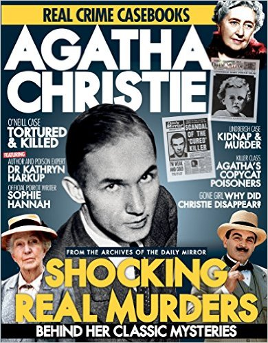 Shocking Real Murders by Agatha Christie Book Review, Buy Online