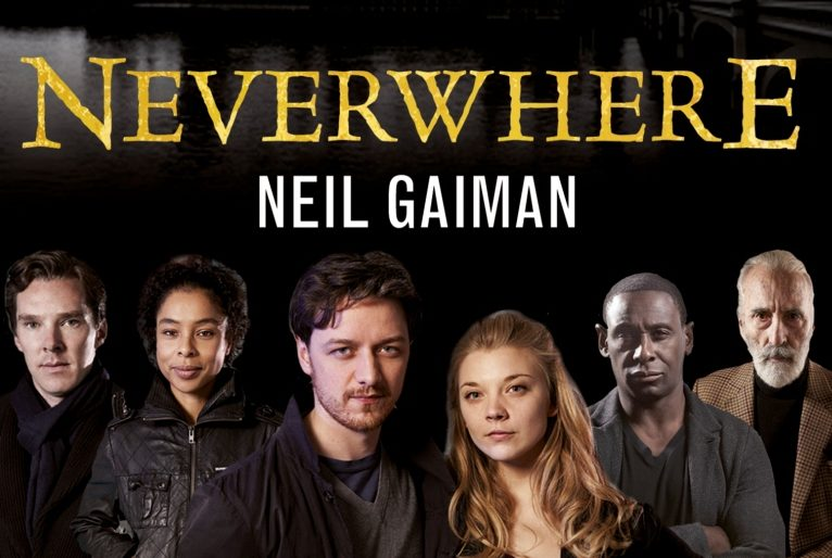 The Seven Sisters Neil Gaiman's new novel, long-awaited sequel of Neverwhere