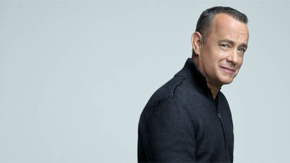 Tom Hanks first book Uncommon Type Some Stories releasing in 2017