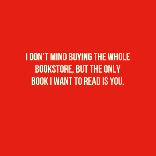 Best Facebook Status for Book Lovers : I don't mind buying Bookstore...