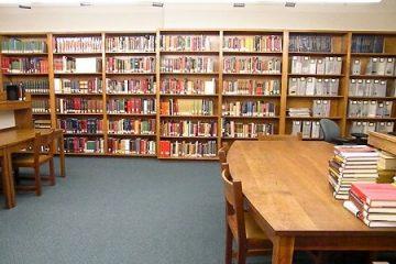 Libraries in Delhi - American Centre Library