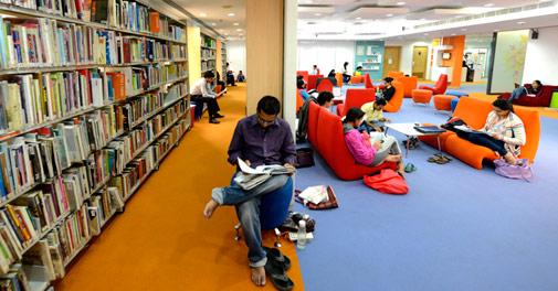 Libraries in Delhi - British Council Library
