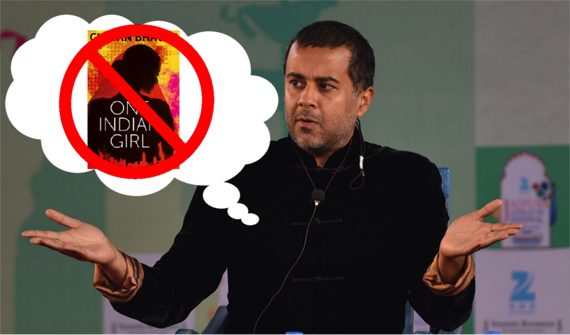 Chetan Bhagat's One Indian Girl Plaigrised; Claims Bengaluru-based Author