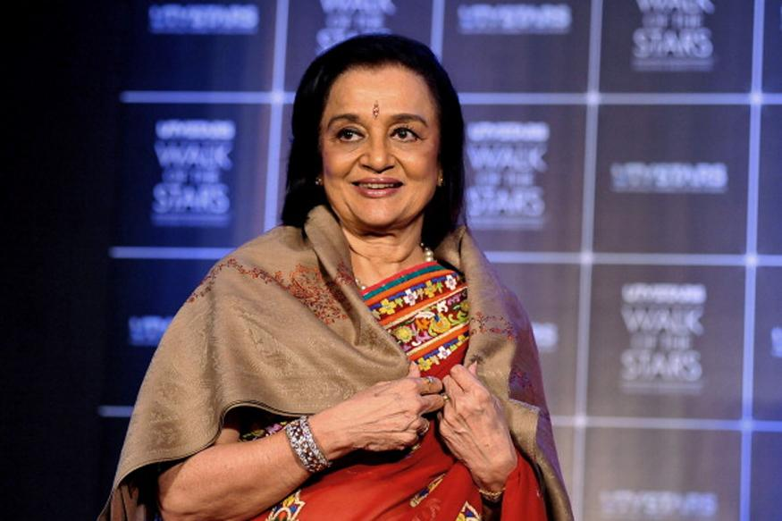 The Hit Girl Asha Parekh Biography to be Launched by Salman Khan