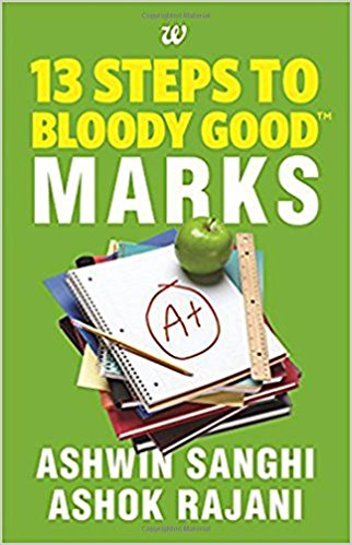 13 Steps to Bloody Good Marks by Ashwin Sanghi Book Review, Buy Online