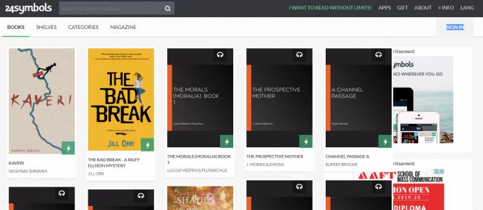24Symbols - free ebooks website