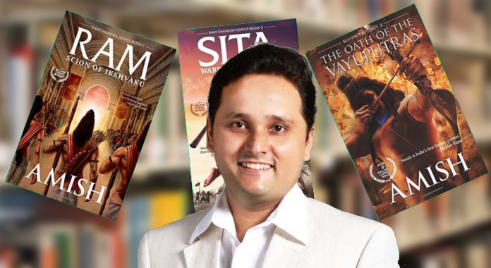 Amish Tripathi Books List