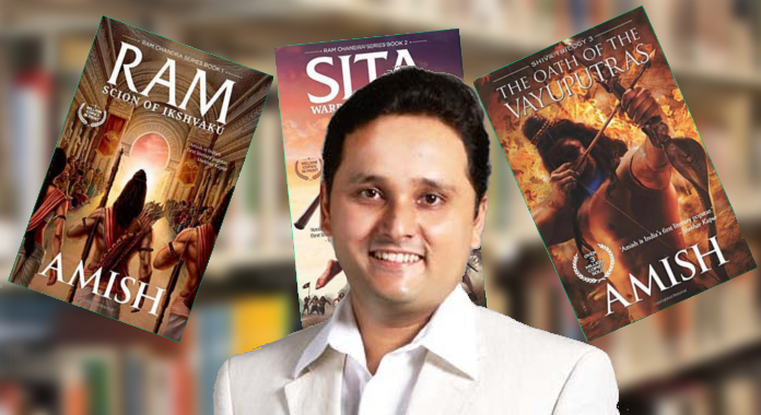 All Amish Tripathi Books List and Latest Novel [Updated 2019]