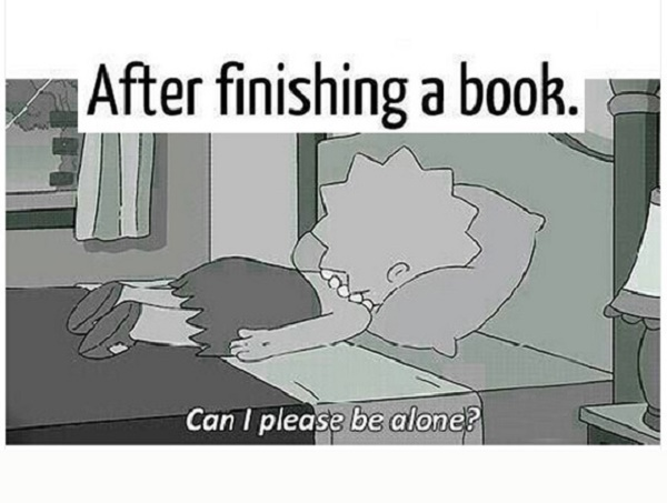 cure a book hangover