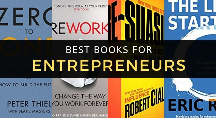 Best Books for Entrepreneurs