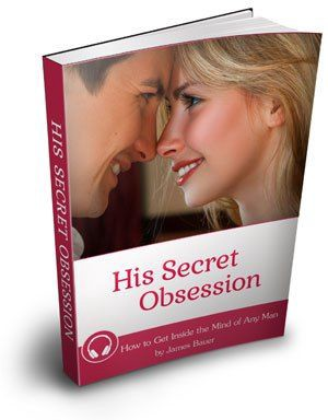 His Secret Obsession - James Bauer