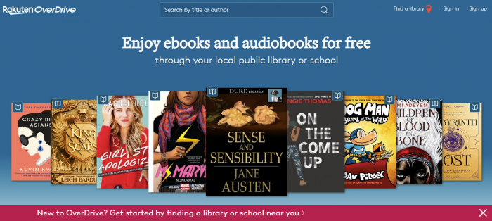 Overdrive - Read books online for free