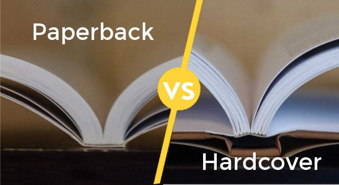 Paperback vs Hardcover Books