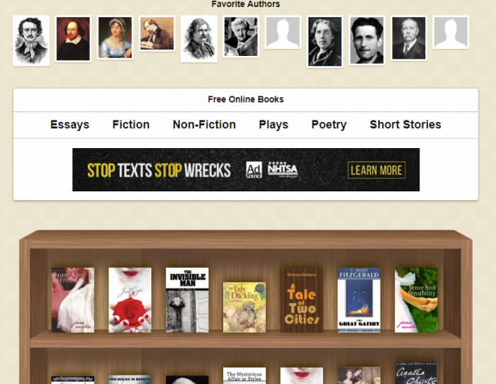 ReadPrint - Read Books online for free