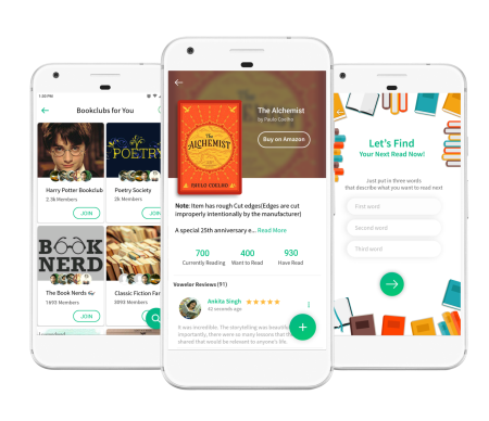 Vowelor Books App