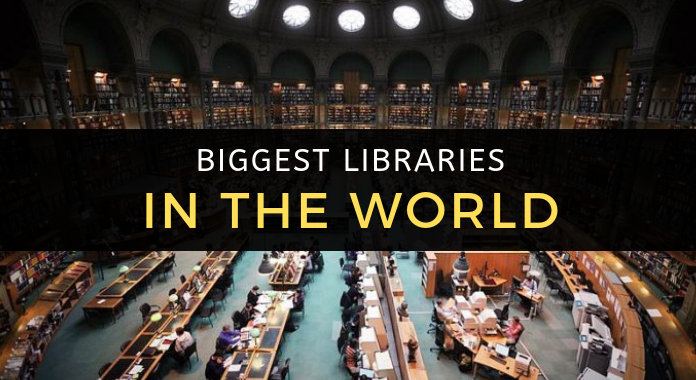 Biggest Library in the world
