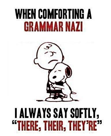Grammar Nazi Memes