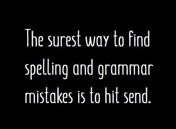 Proofreading Grammar memes