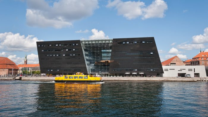 Royal Danish Library, Denmark - oldest library in the world
