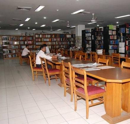the central secretariat library