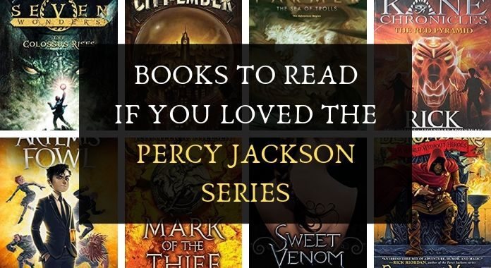 Books Like Percy Jackson