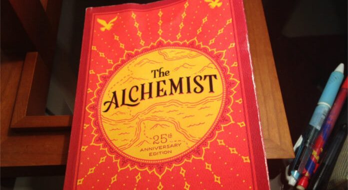 Books like The Alchemist by Paulo Coelho