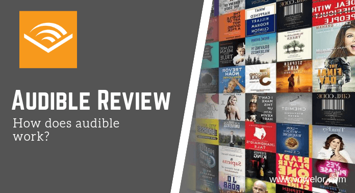 Audible Review - How does Audible Work