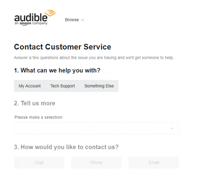 Audible Silver Membership Plan