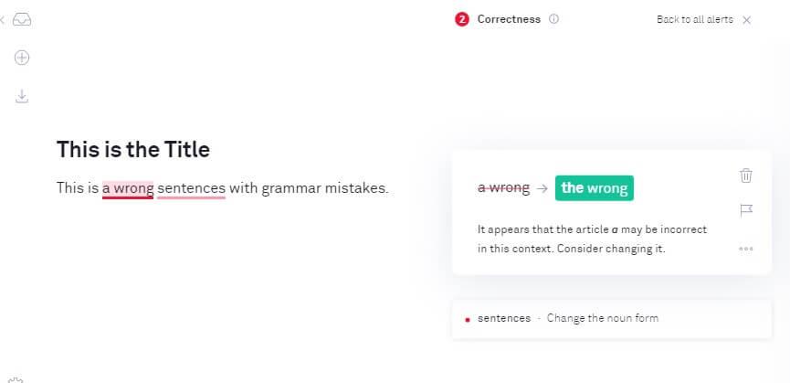 Grammarly Online