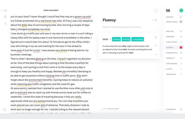Grammarly for Desktop