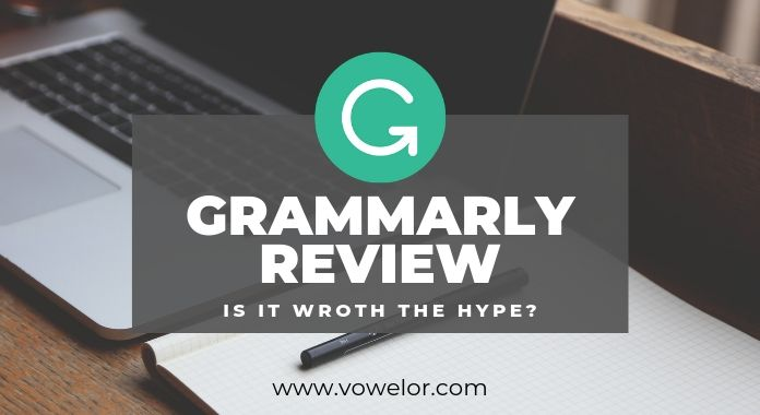 Grammarly Proofreading Software Giveaway