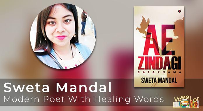 Sweta Mandal, Author of Ae Zindagi