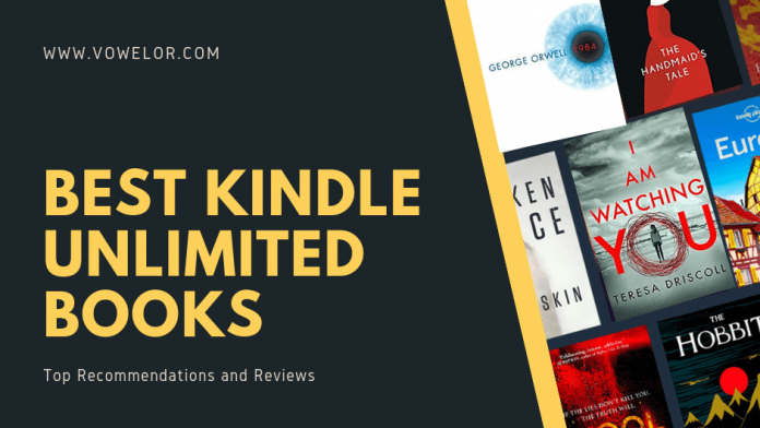 Top 10 Best Kindle Unlimited Books You can Read in 2018 & 2019