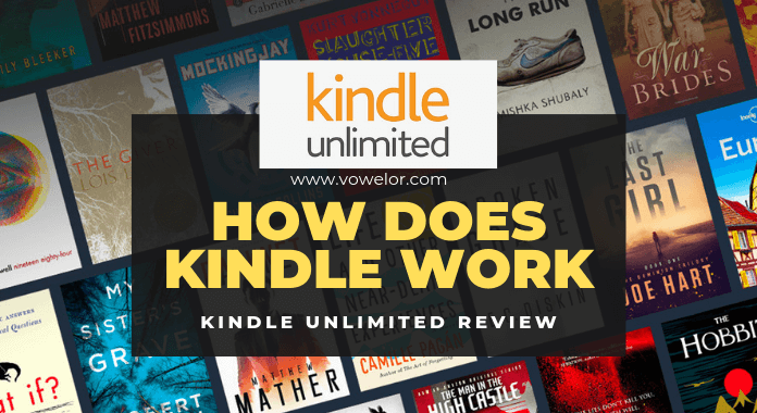 Kindle Unlimited - How does Kindle Unlimited work