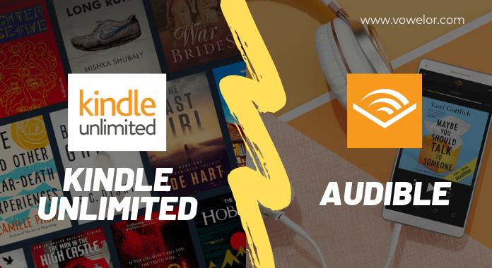 Kindle Unlimited vs Audible