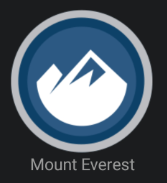 Mount Everest Badge