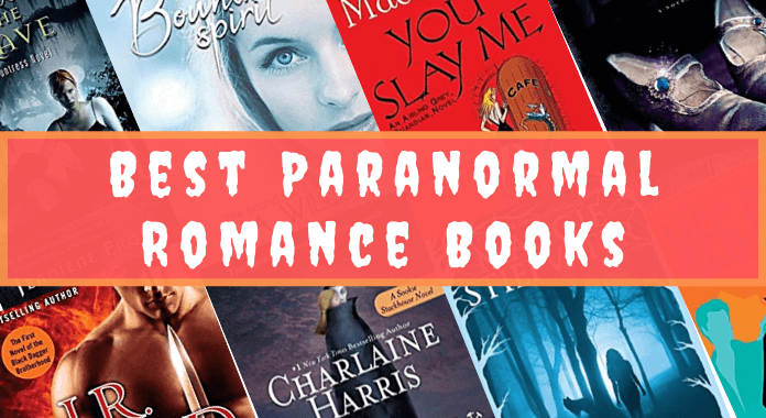 Best Paranormal Romance Books