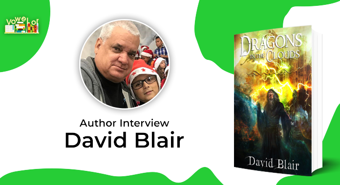 Author David Blair Interview on Vowelor