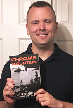Ben Schneider, Author of Chrome Mountain